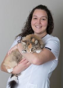 Dre Annick Mercier, médecin vétérinaire