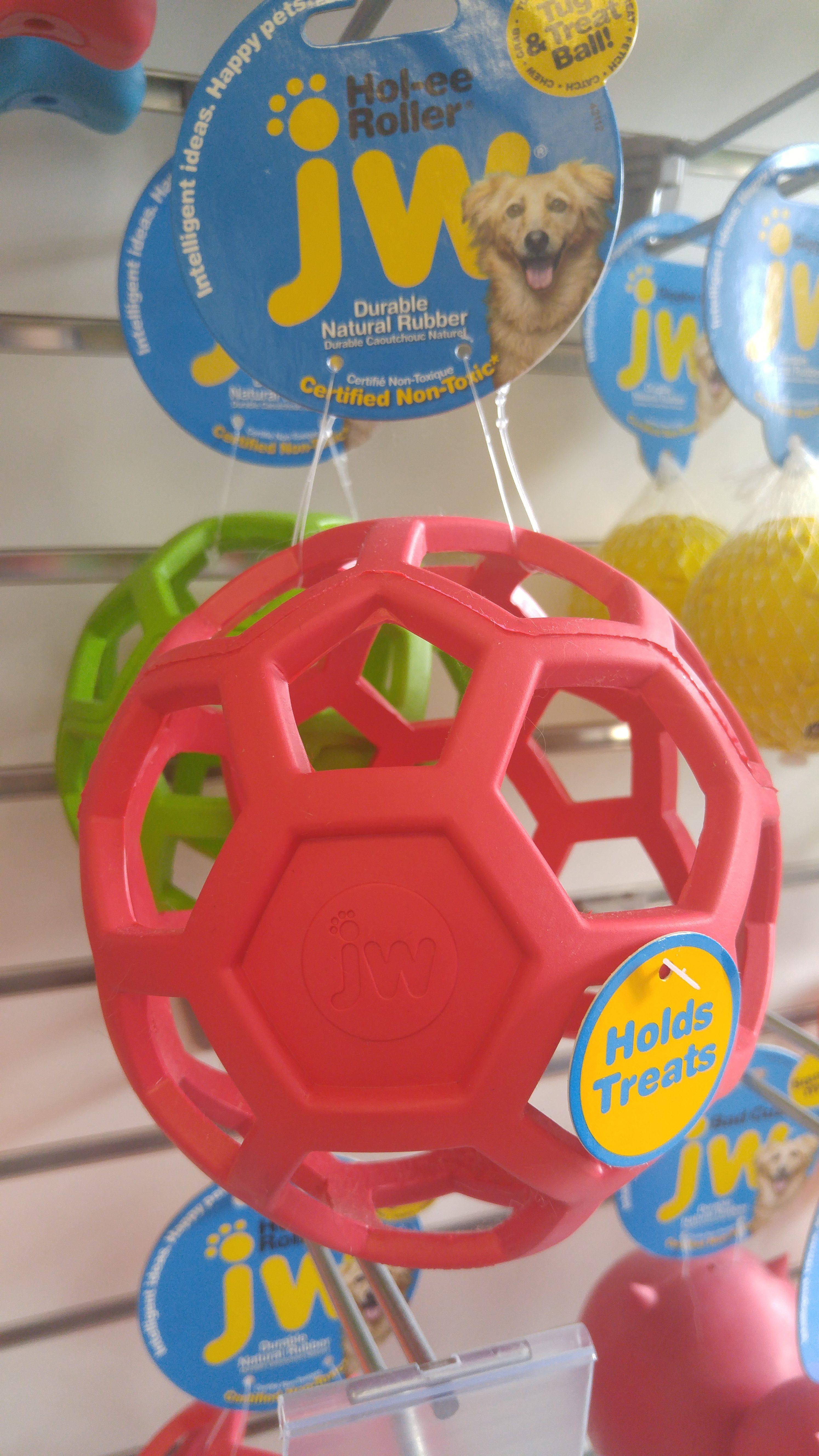 Ballon pour chien