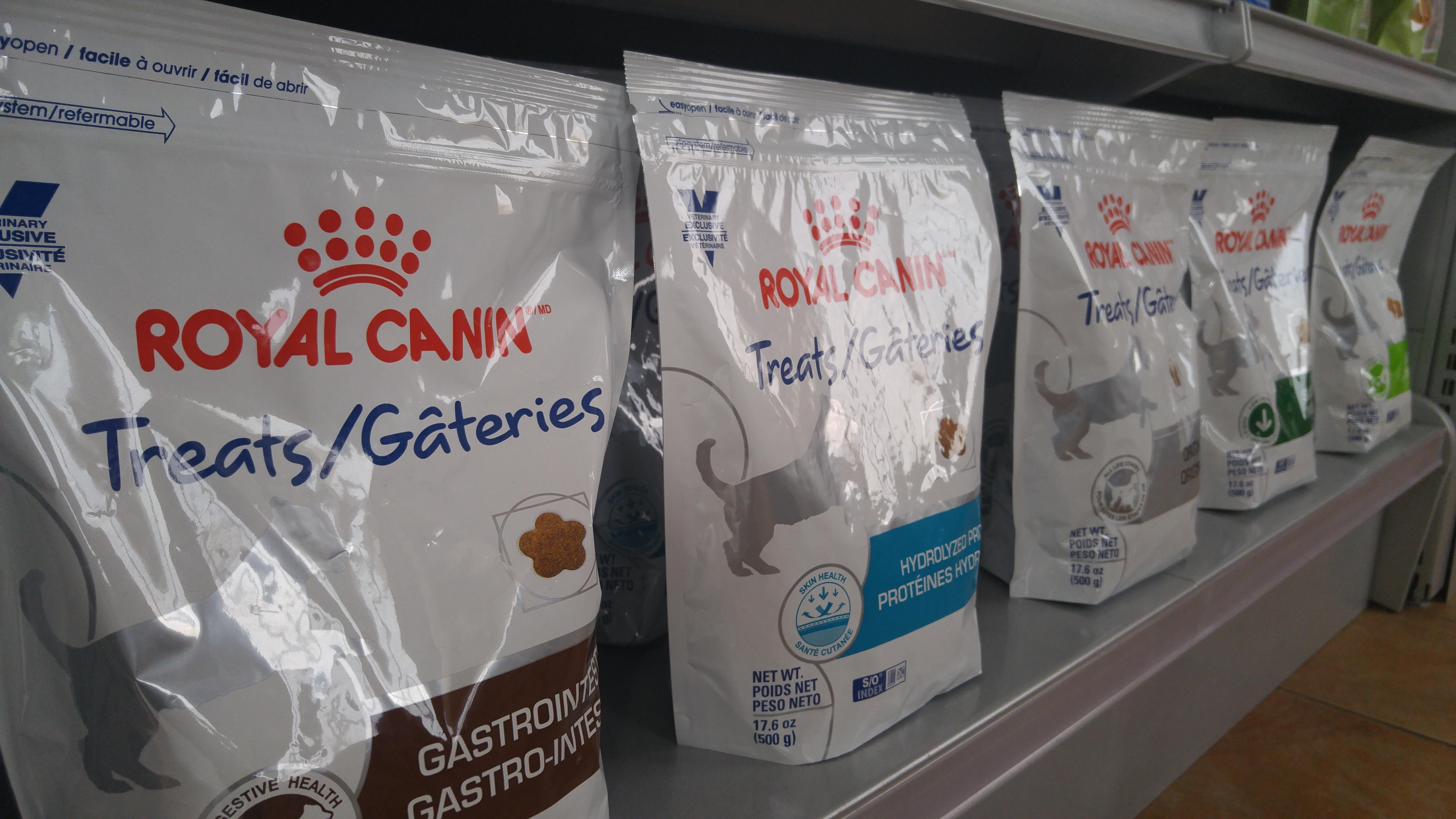 Gâteries spécialisées pour chien