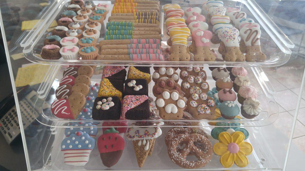 Biscuits et pâtisseries pour chien